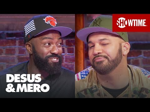 5 Questions with DESUS & MERO  Digital Exclusive  SHOWTIME
