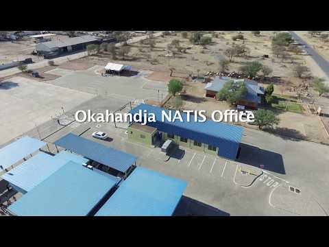 Opening of the Roads Authority NATIS centre in Okahandja Windhoek Namibia