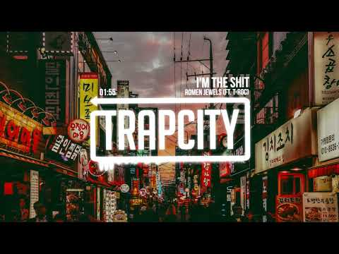 Romen Jewels - I'm The Sh!t (ft. T-Roc)