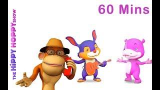 Five Little Monkeys! Enjoy our ever popular 5 little monkeys song, ...