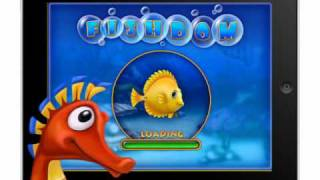Fishdom™ HD on iPad by Playrix® Official Trailer