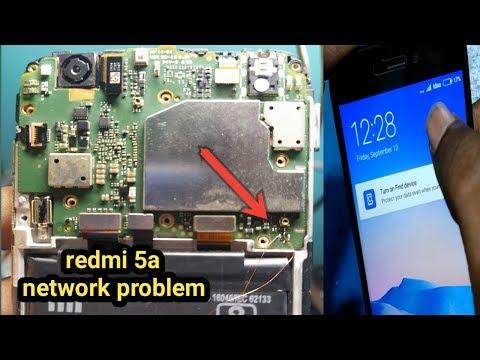 mi 5a network problem  redmi 5a network problem no service