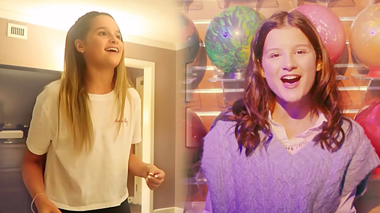 Jules and Hayley LeBlanc Singing at the SAME AGES!