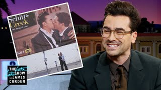 Dan Levy's 'Schitt's Creek' Billboard Is Incredible