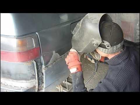 Ремонт авто ваз 2110 ремонт своими руками видео