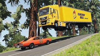 BeamNG Drive Random Vehicle Crash Testing #1