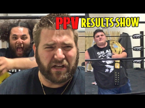 EXTREME TOOLS PPV CLIPS N RESULTS! 2 HUGE MATCHES! FORMER CHAMPIONS GET TRIGGERED!
