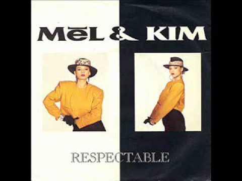 Mel & Kim - Respectable