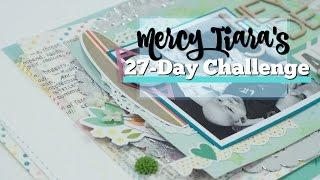 Mercy Tiara&#39s 27 Day Challenge: October