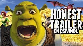 Honest Trailers  en Español - Shrek