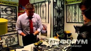 видео Изготовление изделий из металла