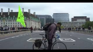 Extinction Rebellion October Rebellion 2019 London /7th October