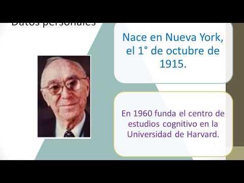 Teor iacute;a del aprendizaje por descubrimiento Jerome Bruner   ppt video online descargar