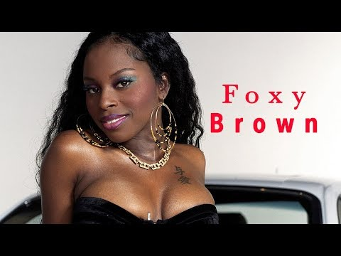 Foxy Brown  at BB King in New York City 102017