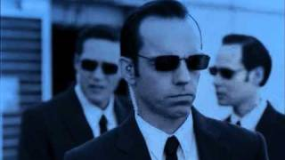 Guy J - Agent Blue
