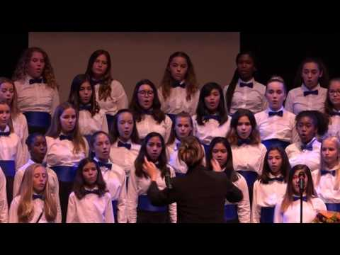 Stanford Middle School Chorus Concert 6-2-2017 (Ms. Riley's Last Middle School Concert)