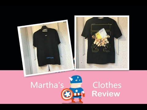81f35edb1bdd4 Black Off White Shirts Review - Book In Hands VS Temperature Tee. Martha's  Clothes