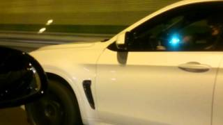 BMW X5M F85 Evotech vs BMW X6M F86 Ramon Perfomance vs ML63 900 hp