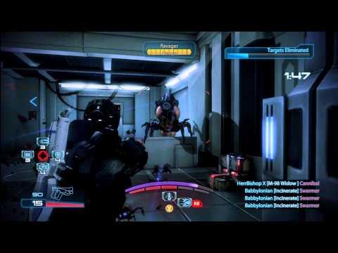 Mass Effect 3: The Biotic Boss