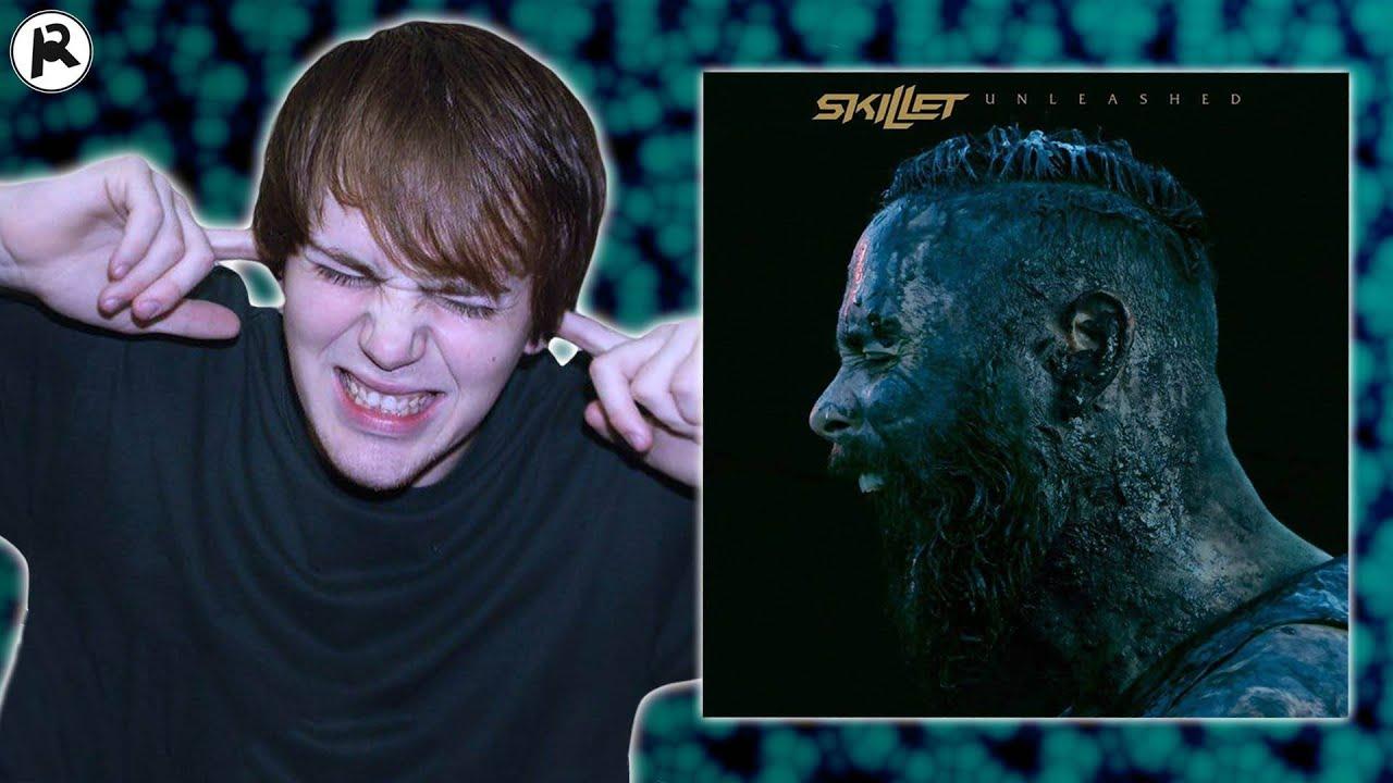 SKILLET - UNLEASHED | ALBUM REVIEW
