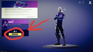 HOW TO REDEEM YOUR GALAXY SKIN ON FORTNITE!