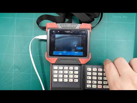 Тестер камер. ONVIF Test.