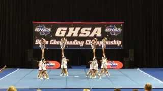 2015 GHSA State Competition - Effingham County