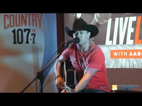 Live Lounge with Aaron Pritchett