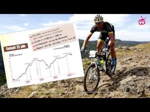 Teaser Raid VTT des Monts d'Ardèche