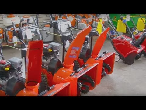 Choosing a Snowblower for Tough Minnesota Winters