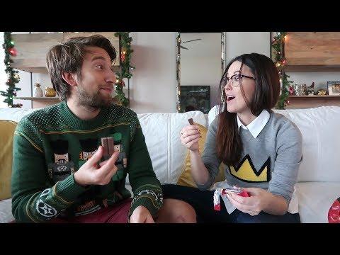 Weird Kit Kat Taste Test with Gavin Free  Meg Turney