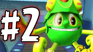 Pac-Man and The Ghostly Adventures - Part 2 - Park Panic (Let