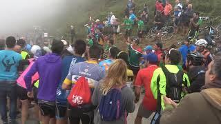 Vuelta España Monte Oiz (Balcón de Bizkaia)