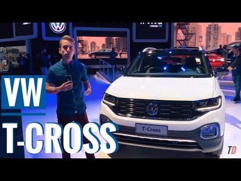 Lançamento VW T-Cross Salão do Automóvel 2018