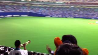 横浜DeNAベイスターズ 2013年開幕戦 1-9
