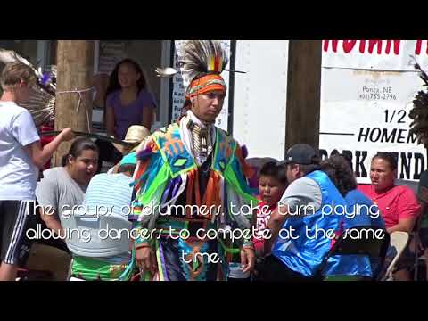 Ponca Tribe Pow Wow Niobrara -- August 11-13, 2017