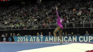 Gabrielle Douglas (USA) - Floor Exercise - 2016 AT&T American Cup