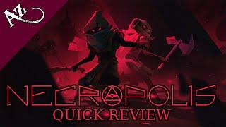 Necropolis - Quick Game Review