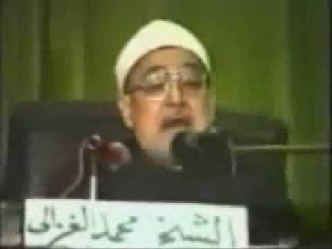 د العوا متحدثاً عن الشيخ محمد الغزالى