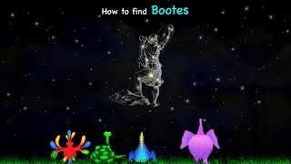 How to find Boötes Constellation - Kiwaka