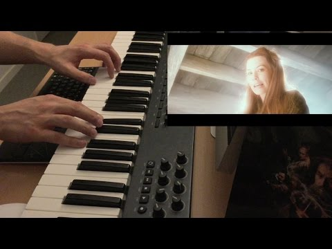 Feast of Starlight(The Desolation of Smaug) piano