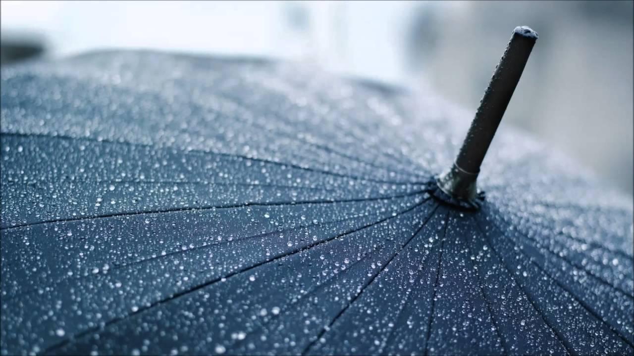 Rain Umbrella Sound - Short (5 minutes) - YouTube