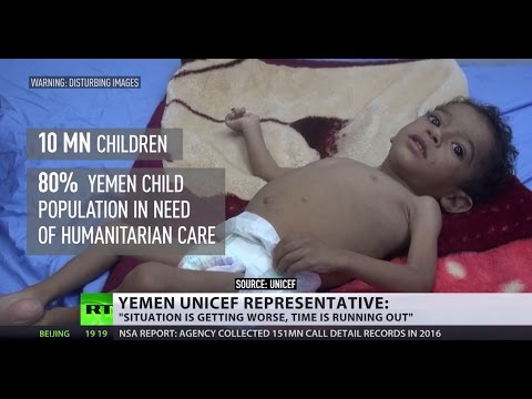 'Families have to make life and death choices' – UNICEF Deputy Representative to Yemen