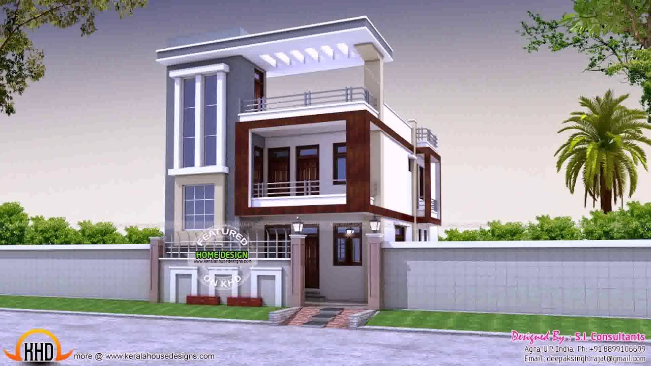 Home Design For 30x50 Plot