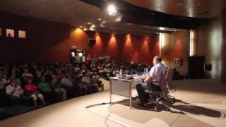 Conferencia de Rafael Rebolo sobre Exoplanetas (Ibiza, 30/9/2016)