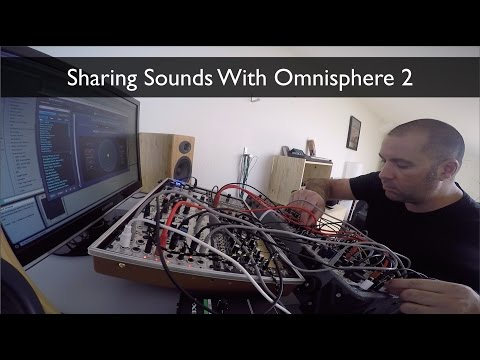 Spectrasonics Omnisphere 2 & Keyscape Collection