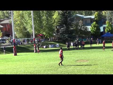 2014 Aspen Ruggerfest Steve Gore Boulder vs Aspen  O35