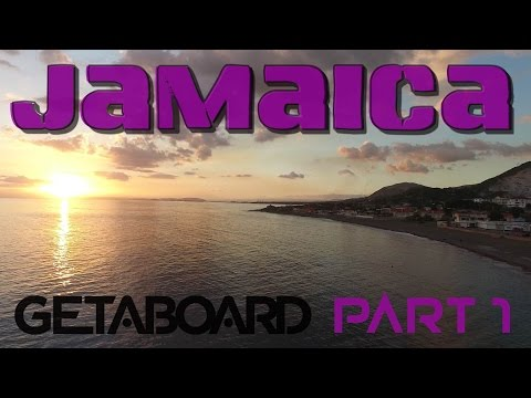 Getaboard Skateboard Charity Trip To Jamaica Part 1