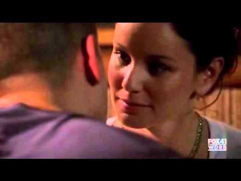 prison break michael and sara kisses :)