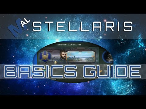 THE BASICS - A STELLARIS GUIDE [1.2.1]
